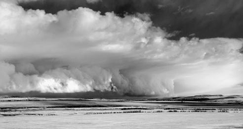 Southern Alberta Sky by KathyR