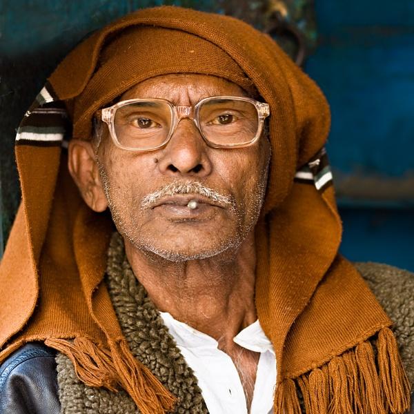 Kolkata Shopkeeper by Henchard
