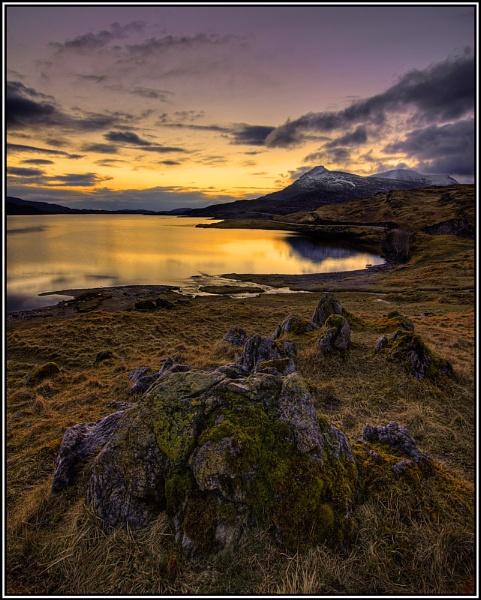 Loch Assynt by uggyy