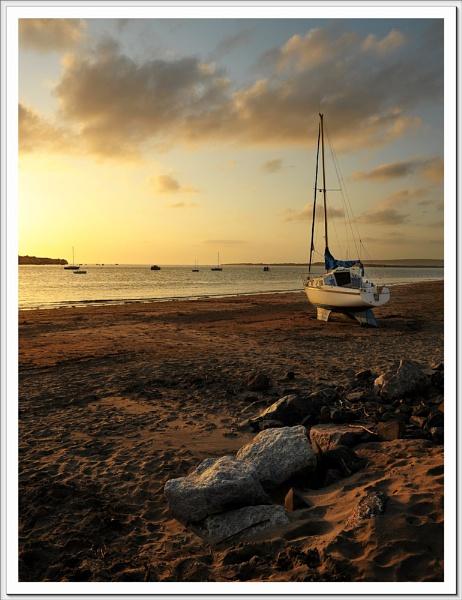 Evening In Devon by Bridie