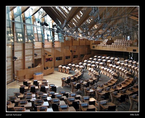 Scottish Parliament by oldgreyheron
