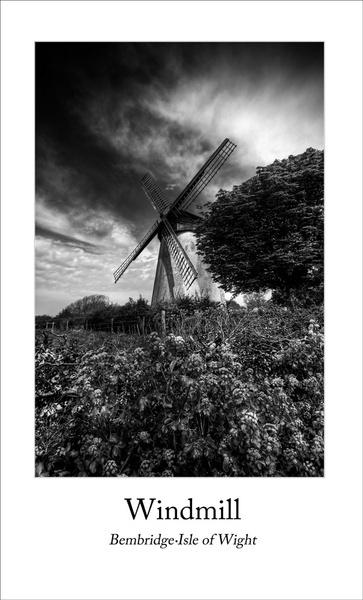 Windmill by vulkan