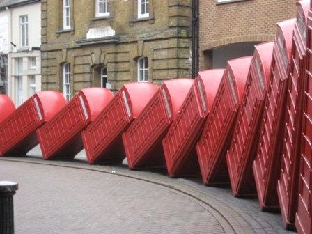 Phone Booth dominoes by cphubert