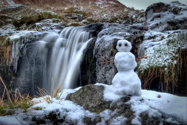 Snowman by BubbaG2000