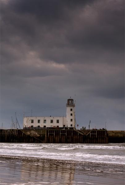 Cold Lighthouse by jammy_sam