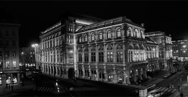 Vienna Opera House by jammy_sam