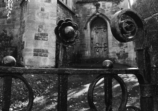 Minehead Church Gates by angelica_cab