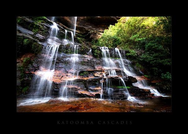 Katoomba Cascades by nickwalker9