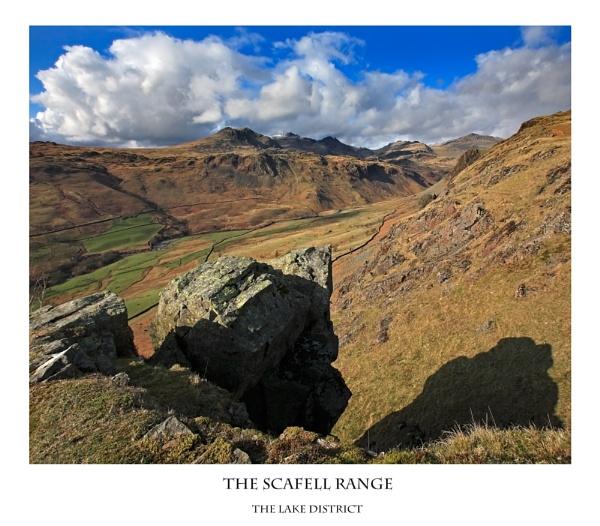 Scafell Range by acaado1
