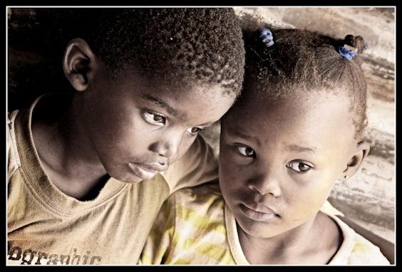 Suffering Children by challicew