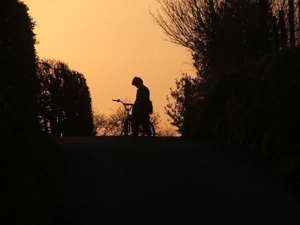 Sunset on Childhood by AllanP