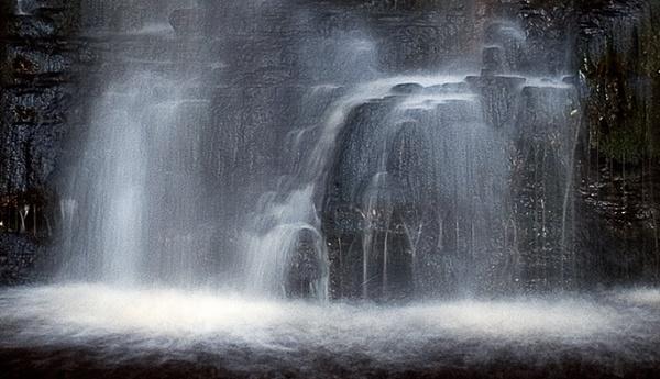 Lumb Falls Detail by RipleyExile