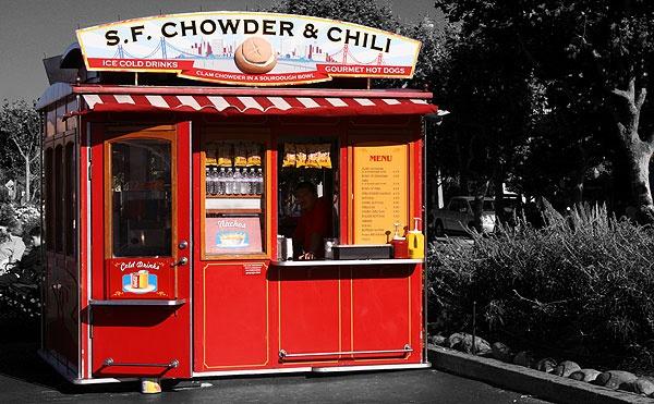 Chowder & Chilli by corkonian