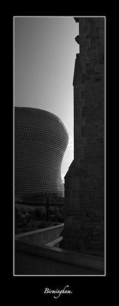 St Martin\'s & The Bullring, Birmingham by Graham_Aylard