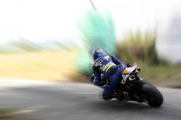 Sense of speed by SteveAngel