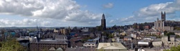 Cork City view
