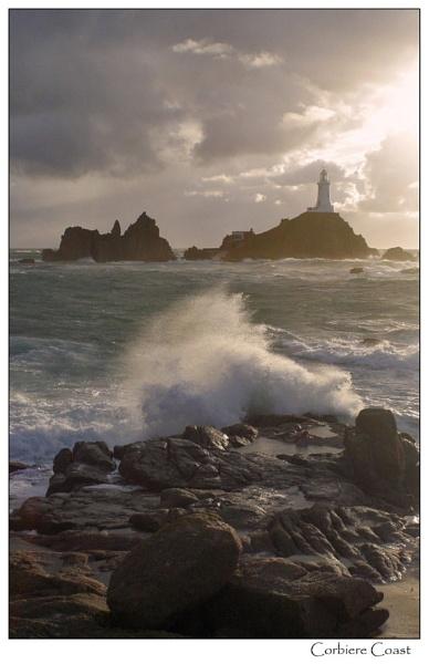Corbiere Coast by danielle1987