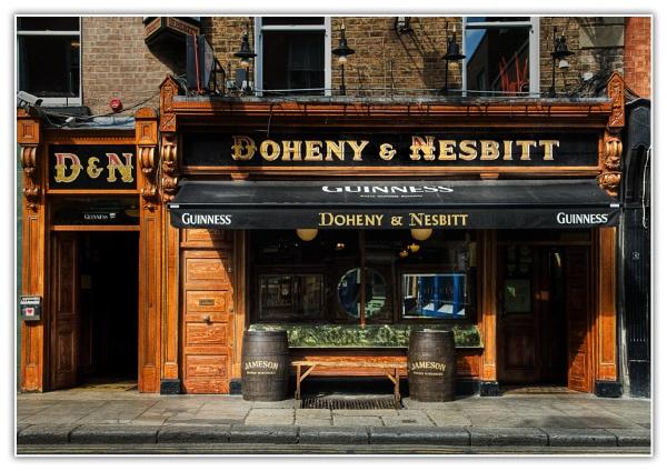 Doheny & Nesbitt by Ganto