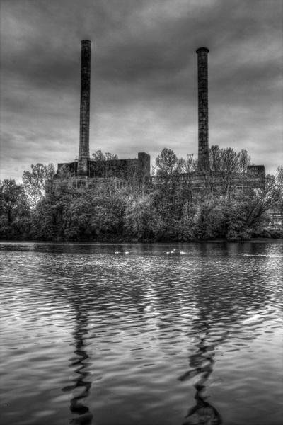 Industrial Wasteland by skoffs