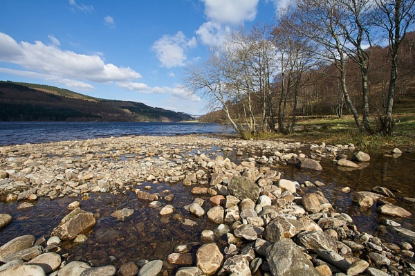 Loch Tummel by norrieB