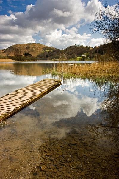 Grasmere Lake by bazhutton