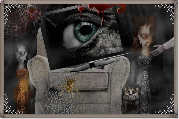 Armchair Thriller 2 by imander