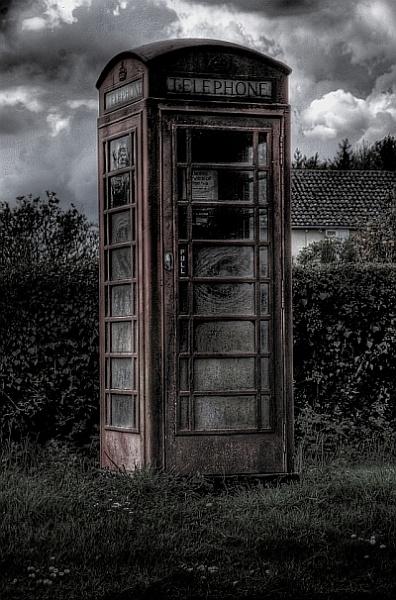 Phone box by Stevehales