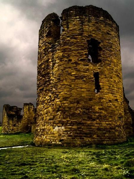 Flint Castle by J0_jo