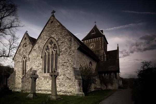 Church by maxmaxmax