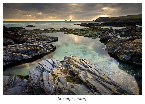 Spring Evening by ljmp