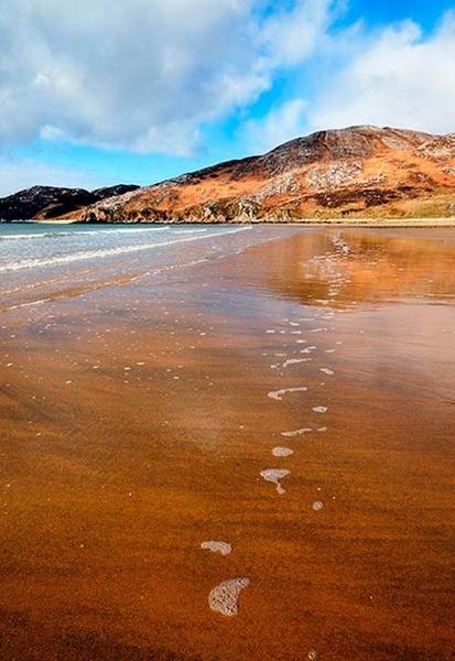 Dunree Beach by Photogooru