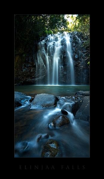 Elinjaa Falls by nickwalker9