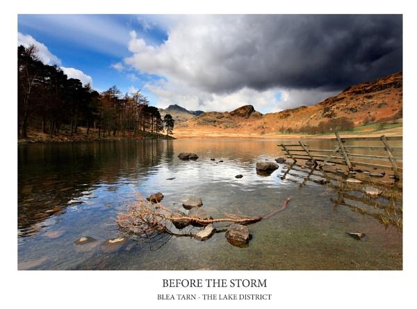 Stormy Tarn by acaado1