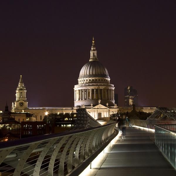 Millennium to St. Pauls by TonyKerrey
