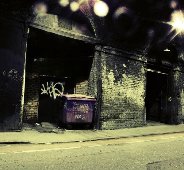 Grime London by TonyKerrey