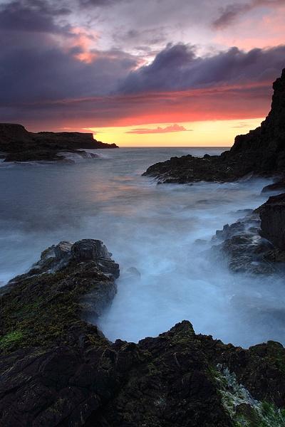 Geeragh Point by StevenHanna