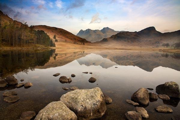 Blea Tarn at Dawn by SteveH63