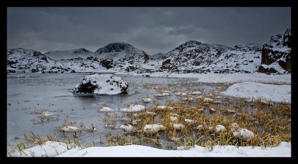 Inominate Tarn, Lake District by SteveH63