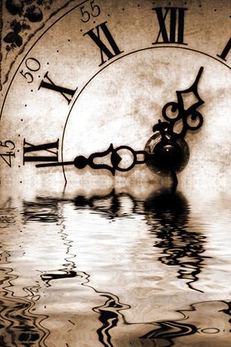 Flowing Tme by pj.morley