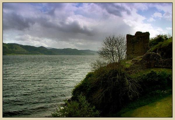 Loch Ness by starliz