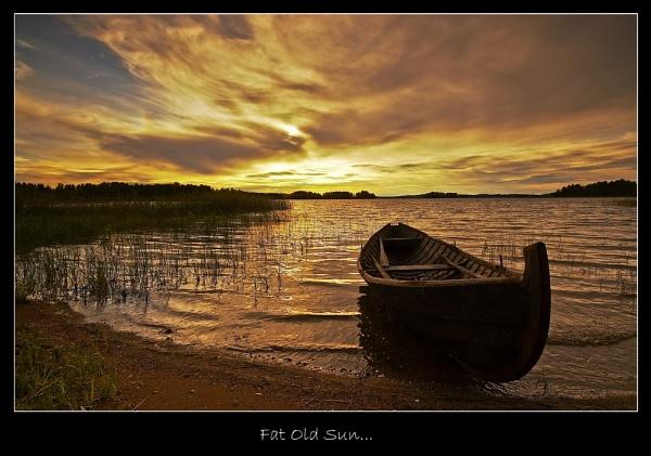 FAT OLD SUN... by Jou©o