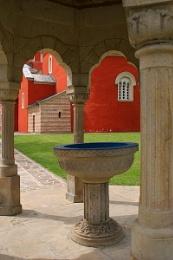 Zicha Monastery