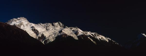 Dark Sky Panorama by mlewis