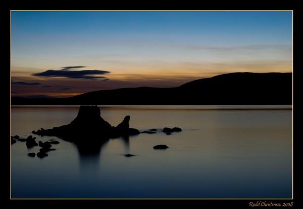 Tranquil Loch by RoddBC