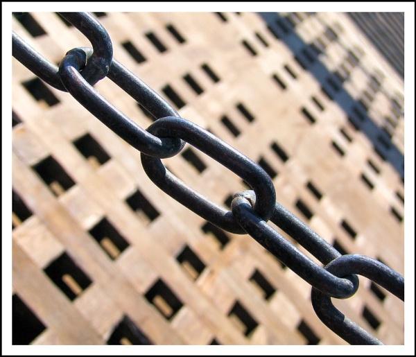 Barrier by pamelajean