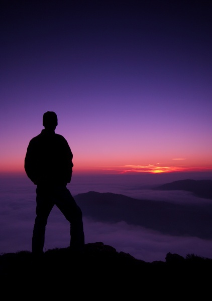 Above the Clouds by mjsayles
