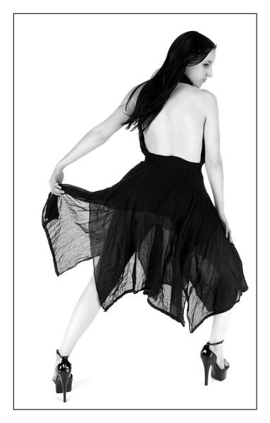Little Black Dress by ChrisNikon