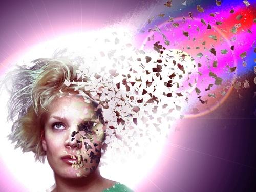 meteorite in the head by curt