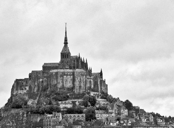 Mont St Michel by CaroleA