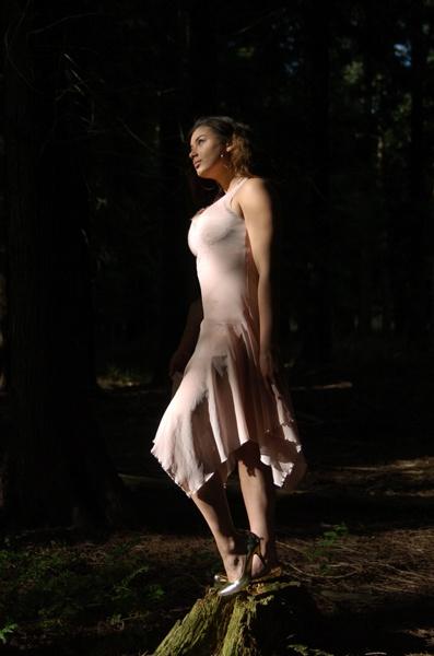 woodland Nymph by AKR1